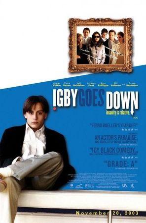 Смотреть фильм Игби идет ко дну