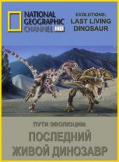 Смотреть фильм Пути Эволюции: Последний живой динозавр