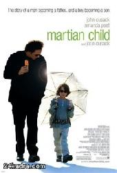 Смотреть фильм Марсианское дитя