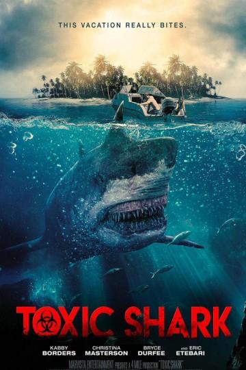 Смотреть фильм Токсичная акула