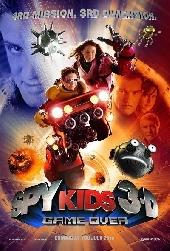 Смотреть фильм Дети шпионов 3D: Игра окончена