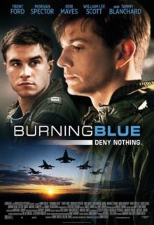 Смотреть фильм Горящая синева