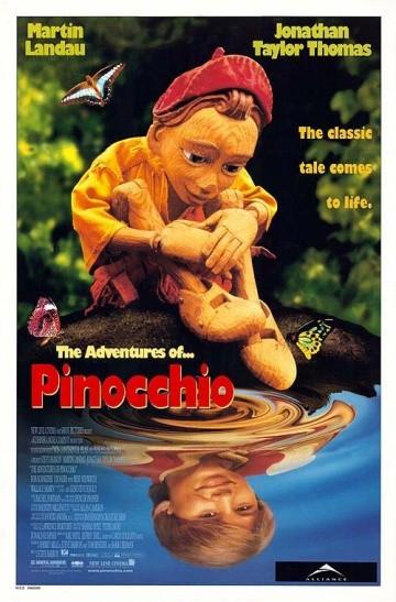Смотреть фильм Приключения Пиноккио