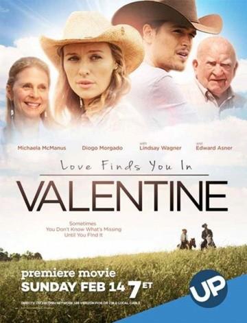 Смотреть фильм Любовь найдёт тебя в Валентайне