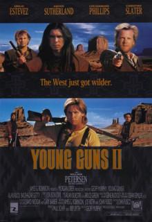 Смотреть фильм Молодые стрелки 2