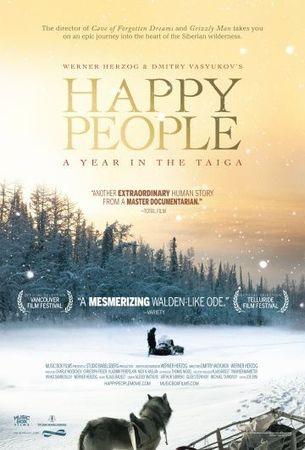 Смотреть фильм Счастливые люди: Год в тайге