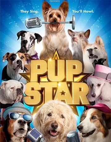Смотреть фильм Звездный щенок