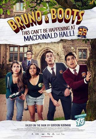 Смотреть фильм Бруно и Бутс: Это не может произойти в Макдональд-Холле
