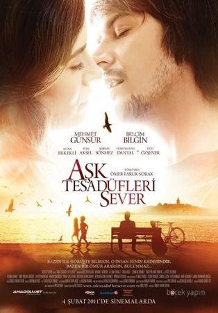 Смотреть фильм Любовь любит случайности