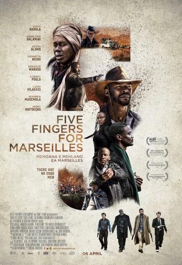 Смотреть фильм Пять пальцев для Марселя