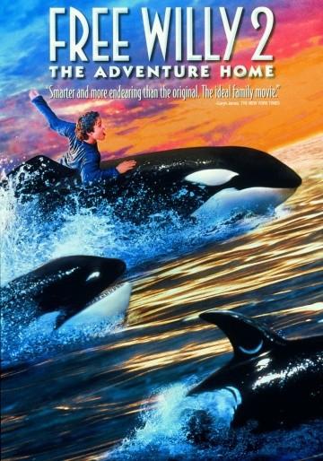 Смотреть фильм Освободите Вилли 2: Новое приключение