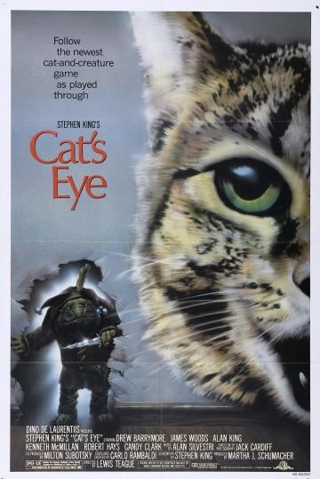 Смотреть фильм Кошачий глаз