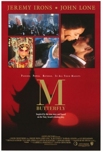 Смотреть фильм М. Баттерфляй