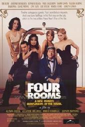Смотреть фильм Четыре комнаты