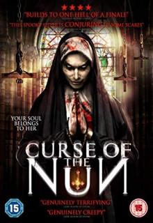 Смотреть фильм Проклятье монахини