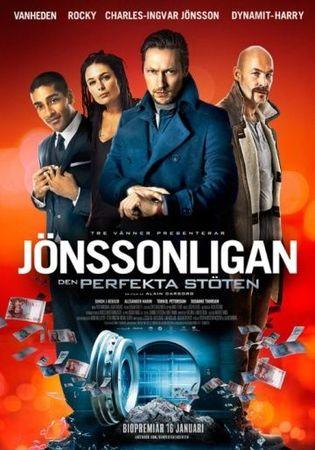 Смотреть фильм Банда Йонссона. Большой куш