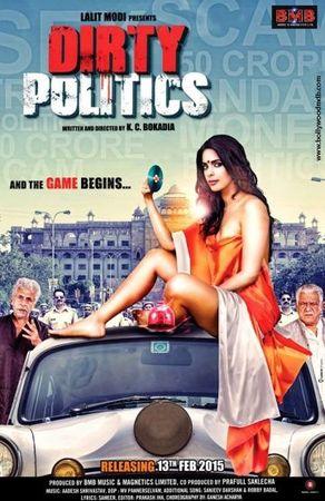 Смотреть фильм Грязная политика