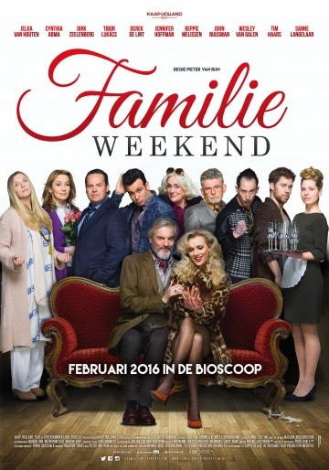 Смотреть фильм Выходные в кругу семьи