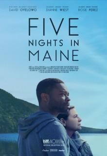 Смотреть фильм Пять ночей в Мэне