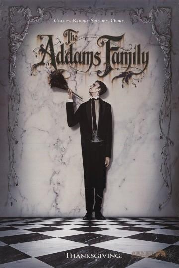 Смотреть фильм Ценности семейки Аддамс