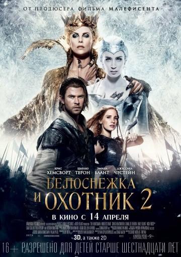 Смотреть фильм Белоснежка и Охотник 2