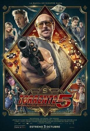 Смотреть фильм Торренте 5