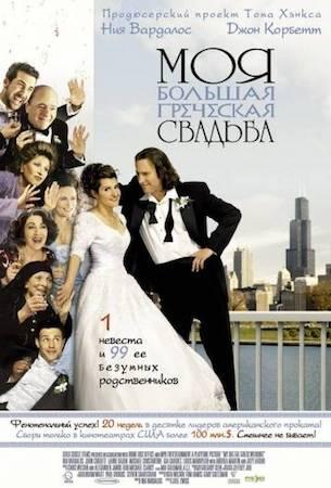 Моя большая греческая свадьба 1