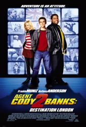 Смотреть фильм Агент Коди Бэнкс 2: Пункт назначения Лондон