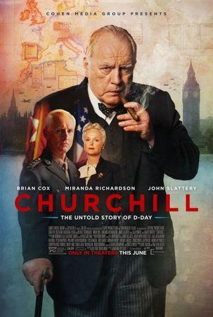 Смотреть фильм Черчилль