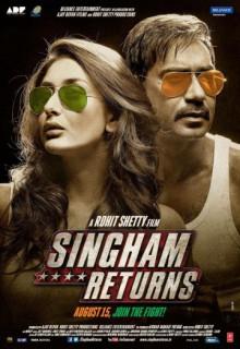 Смотреть фильм Сингам 2