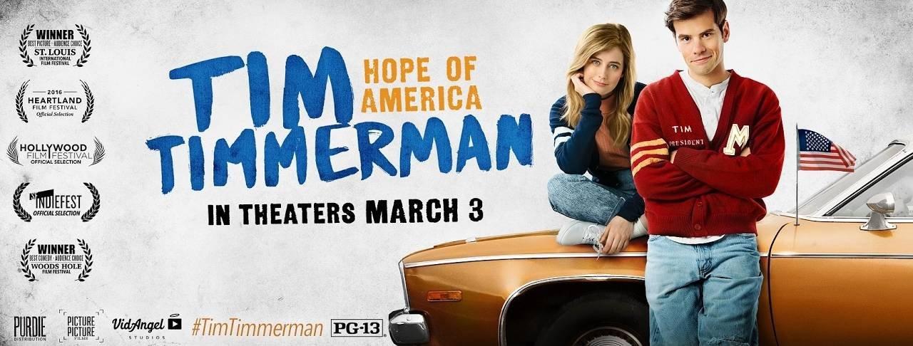 Смотреть фильм Тим Тиммерман — надежда Америки