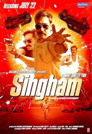 Смотреть фильм Сингам