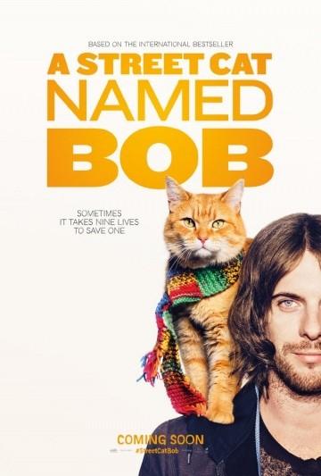 Смотреть фильм Уличный кот по кличке Боб