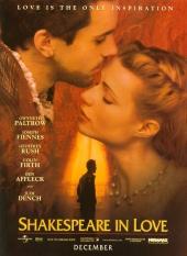 Смотреть фильм Влюбленный Шекспир