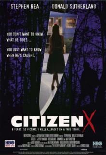 Смотреть фильм Гражданин Икс