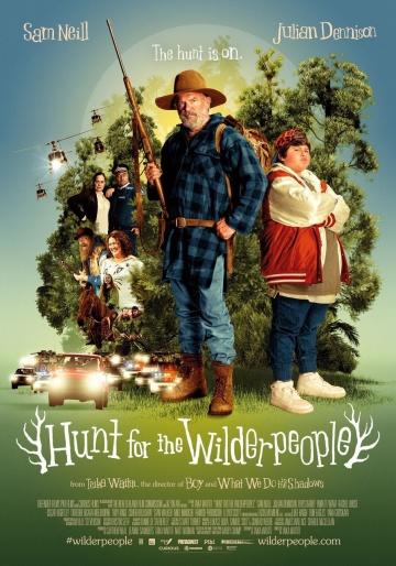 Смотреть фильм Охота на дикарей