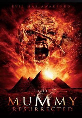 Смотреть фильм Мумия: Воскрешение