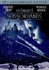 Смотреть фильм Эдвард руки-ножницы