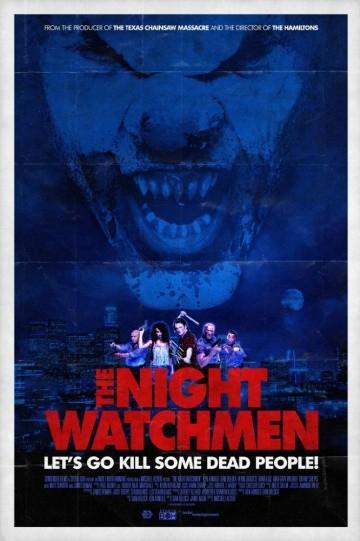 Смотреть фильм Ночные охранники