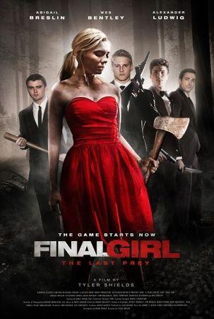 Смотреть фильм Последняя девушка