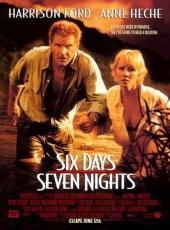 Смотреть фильм Шесть дней, семь ночей