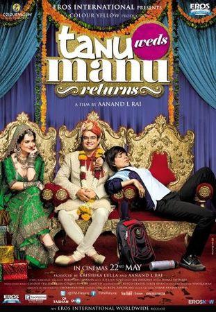 Смотреть фильм Свадьба Тану и Ману. Возвращение