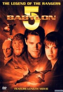 Смотреть фильм Вавилон 5: Легенда о Рейнджерах: Жить и умереть в сиянии звезд