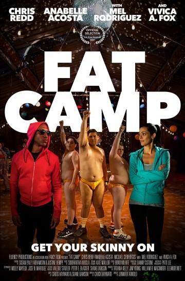Смотреть фильм Лагерь для жирных