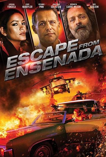 Смотреть фильм Побег из Энсенады