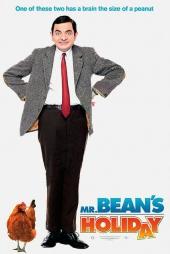 Смотреть фильм Мистер Бин на отдыхе