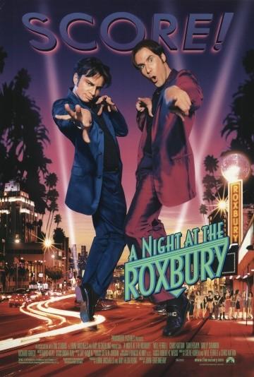 Смотреть фильм Ночь в Роксбери