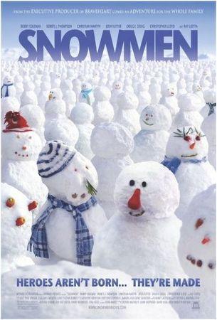 Смотреть фильм Снеговики