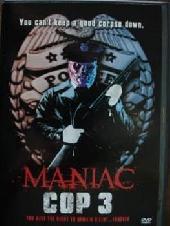 Смотреть фильм Маньяк Полицейский 3