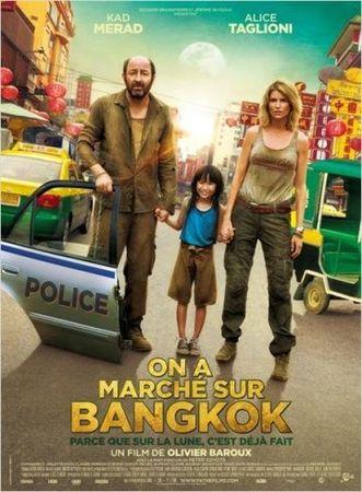 Смотреть фильм Прогулка по Бангкоку
